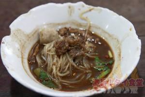 Ruathong Noodleのクイッティアオ・ルアッ