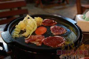 【MRTラマ9世駅】看板娘のローズちゃんに萌えたチムチュム&鉄板焼きの店