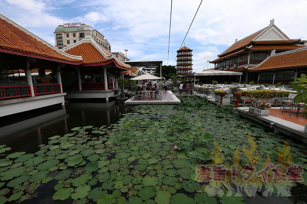 世界最大のレストランがバンコクに「ROYAL DRAGON(ロイヤルドラゴン)」