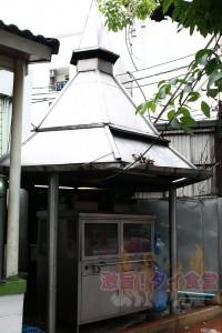 シリチャイガイヤーン厨房