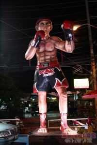 MAX MUAY THAI STADIUM PATTAYA