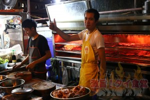 【BTSラチャテウィー駅から徒歩5分】<br/>メニュー豊富な本格シーフード&イサーン料理店「Jae Dang」