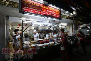 ジャルングルン通りでカオトム屋といえばココ!