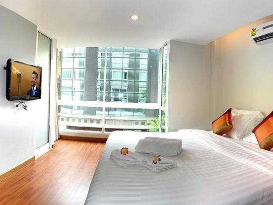 Nantra Sukhumvit 39 Hotel1