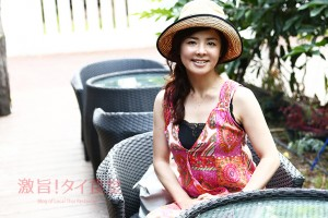 タイ料理教室「ティッチャイタイフード」主宰 長澤恵さんにインタビューしました