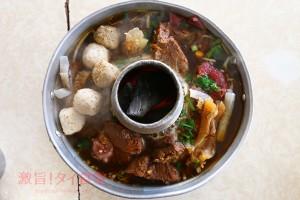 知られていない名店でモーファイ鍋をつつく<br/>「Hua Pochana(フア ポーチャナー)」