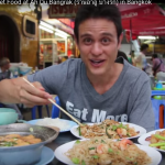 Chinese Seafood Street Food