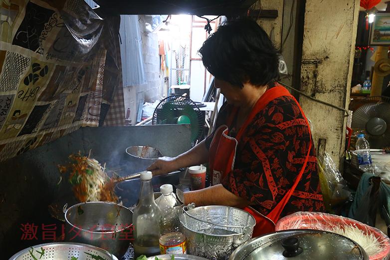 チャチュンサオの百年市場「タラート バーンマイ」で食べ散策