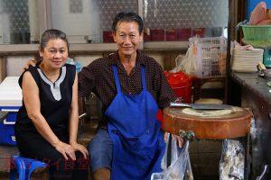 ご夫婦で営み続けた、カオマンガイ屋台30年物語
