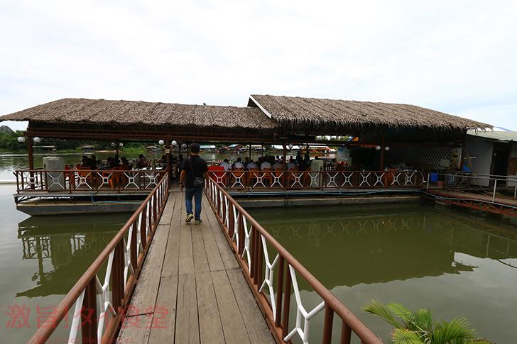 クウェー川鉄橋「戦場にかける橋」に来たらこのタイ料理レストランへ!